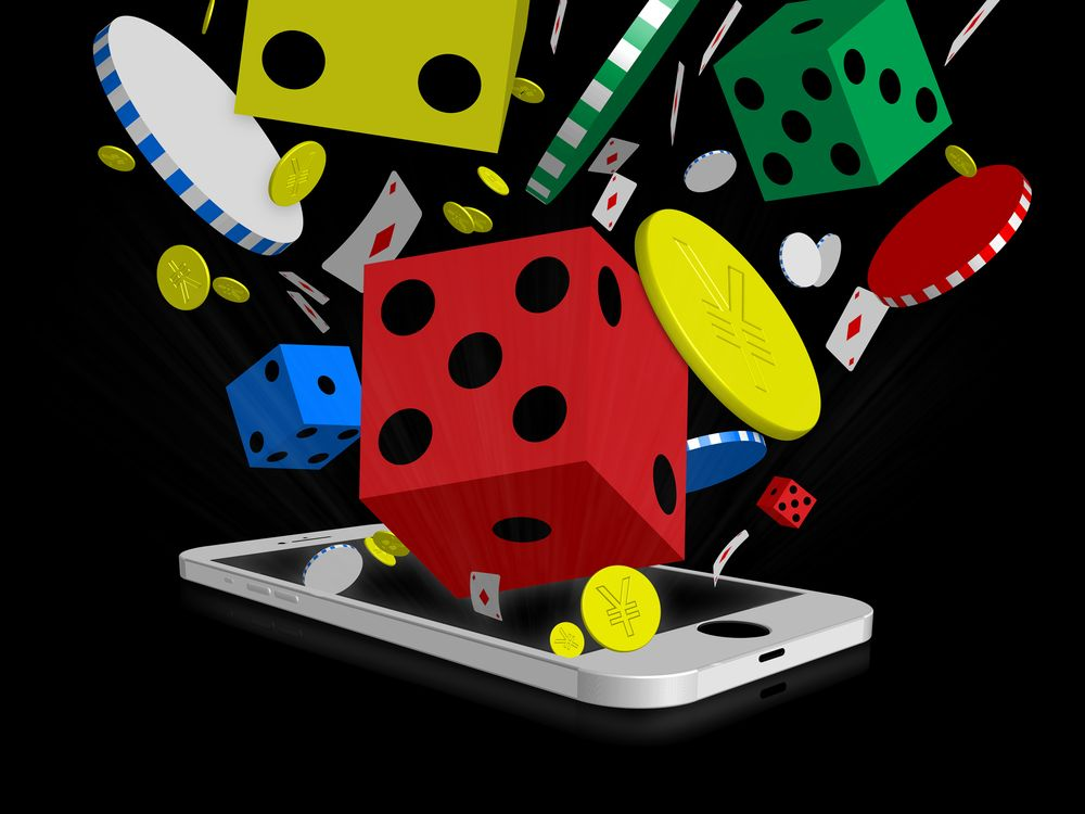 Educational Have a look at What Gambling Does In Our World